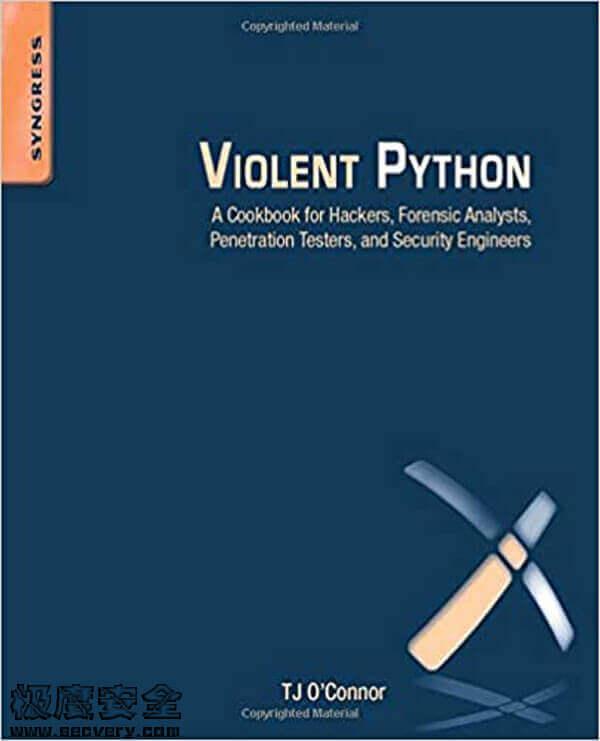 Violent Python 中文版-极安网