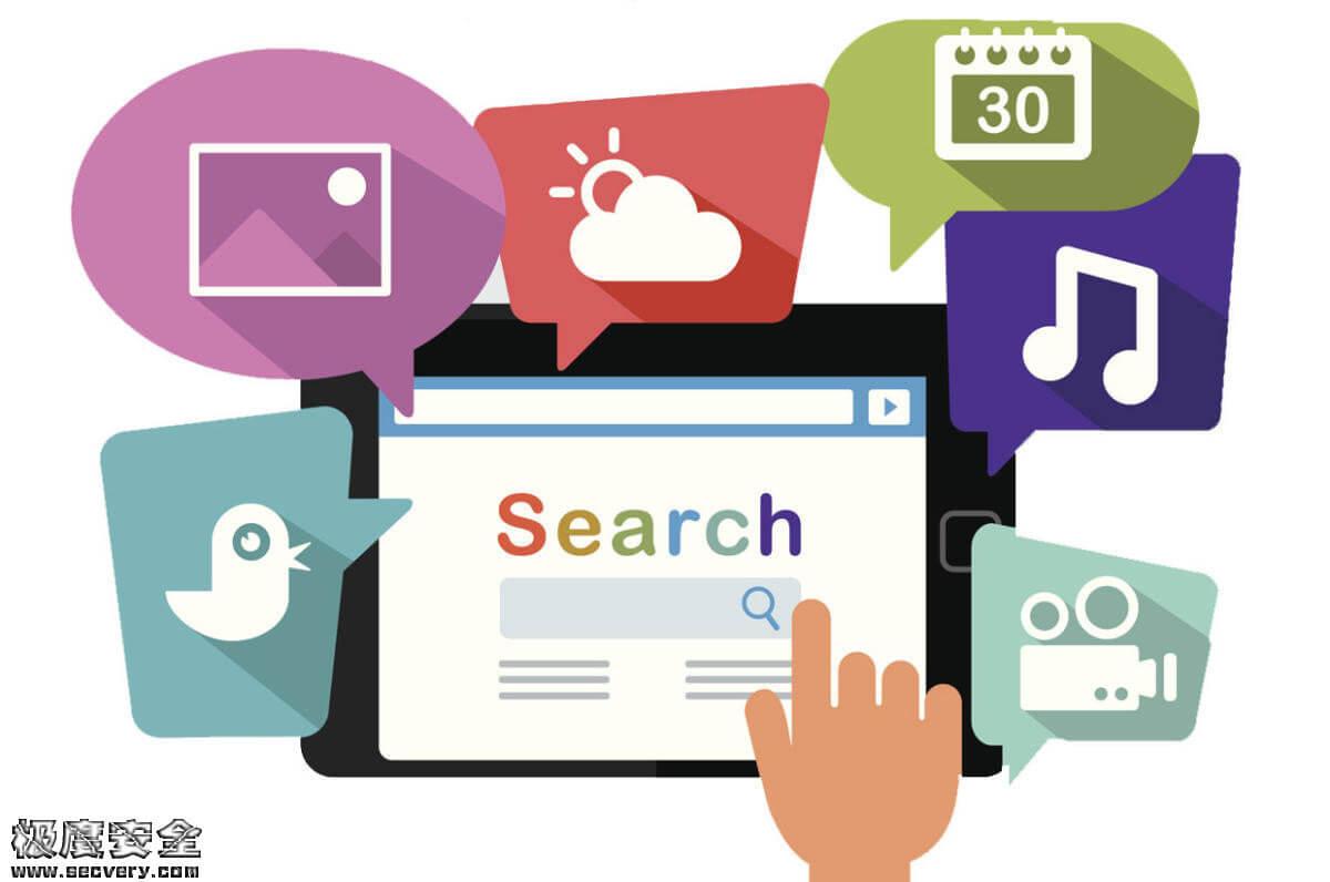 Sitedorks:一款针对多个搜索引擎的统一搜索工具-极安网