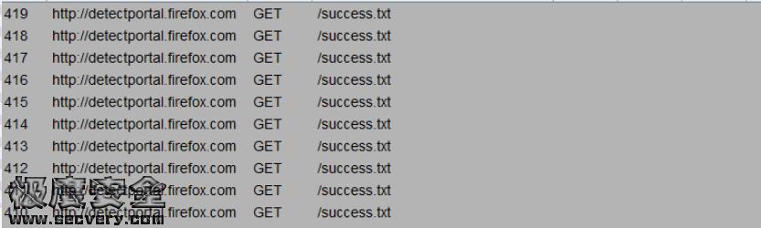 burpsuite屏蔽浏览器无用流量包方法-极安网