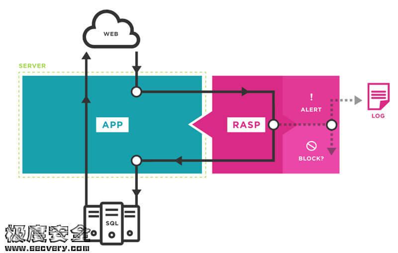 RASP实现应用运行时自我保护机制-极安网