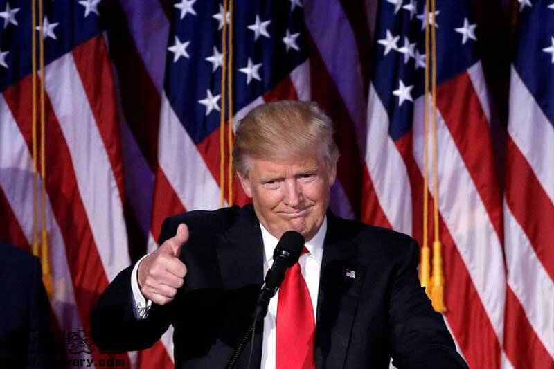 特朗普及竞选团队邮件被黑客锁定!-极安网