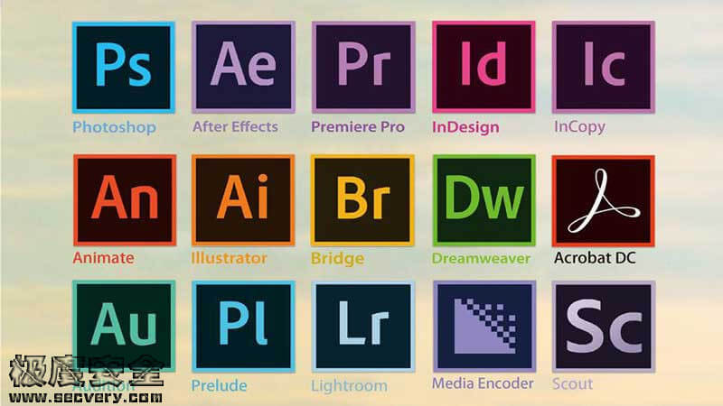 Adobe 2020 赢政天下大师破解版 v11.0-极安网