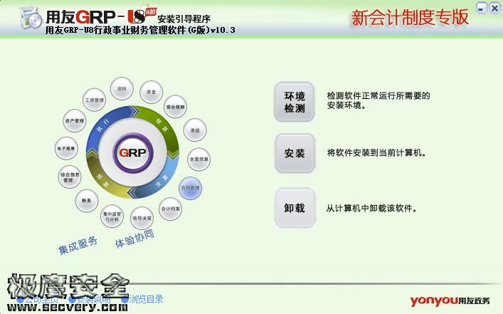 用友GRP-U8任意SQL语句执行漏洞分析-极安网