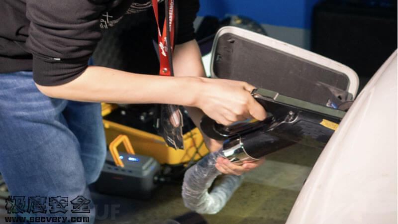 BladeTeam发现国内首个汽车充电桩行业安全漏洞-极安网