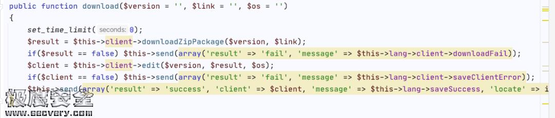 禅道<=12.4.2文件上传漏洞分析与复现-极安网