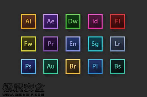 Adobe大师全系列2021版v11.0-极安网