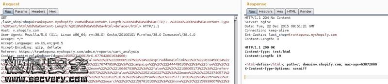 WebHacking101中文版第三章:CRLF注入-极安网