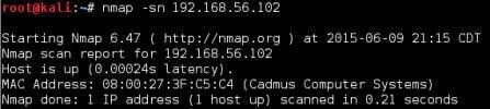 Kali Linux Web 渗透测试秘籍 第二章:信息收集及网络侦察-极安网