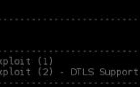 Kali Linux Web 渗透测试秘籍 第七章:高级漏洞利用