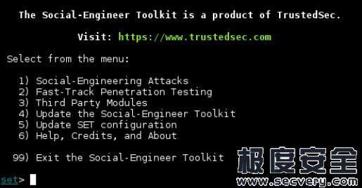 Kali Linux Web 渗透测试秘籍 第九章:客户端攻击和社会工程学-极安网
