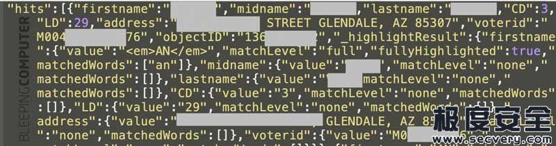 特朗普的竞选诉讼证据收集网站发生数据泄露-极安网
