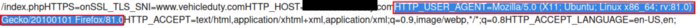 构造User-Agent请求头内容实现LFI到RCE提权-极安网