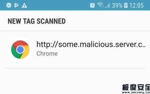 Android NFC False Tag 漏洞分析(CVE-2019-9295)