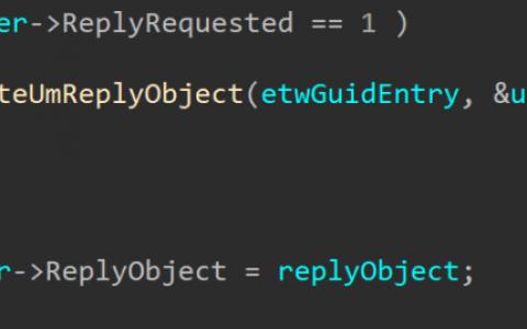 Windows内核EtwpNotifyGuid漏洞利用分析(CVE-2020-1034)