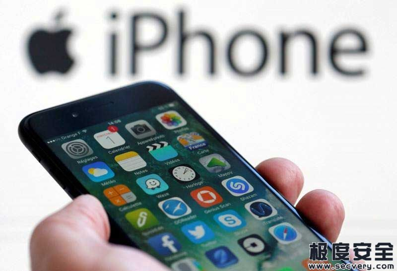 "iPhone修复了一个""灭霸级""漏洞-极安网"