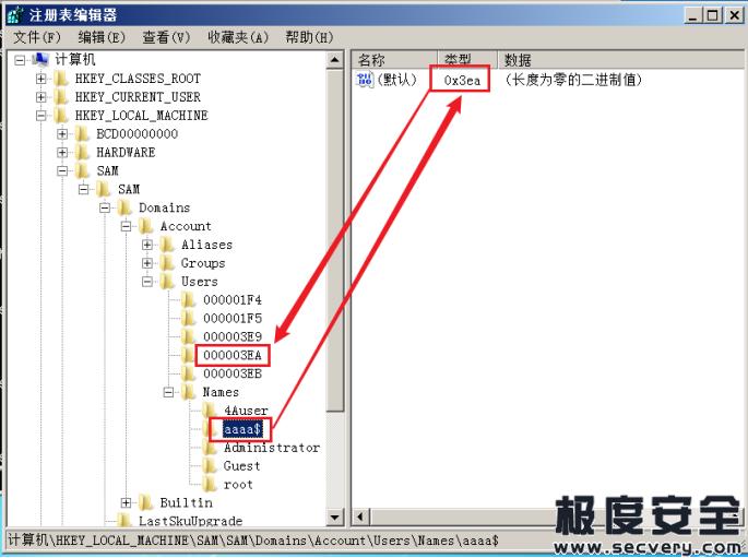 Windows主机入侵痕迹排查办法-极安网
