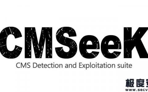 CMS漏洞检测工具