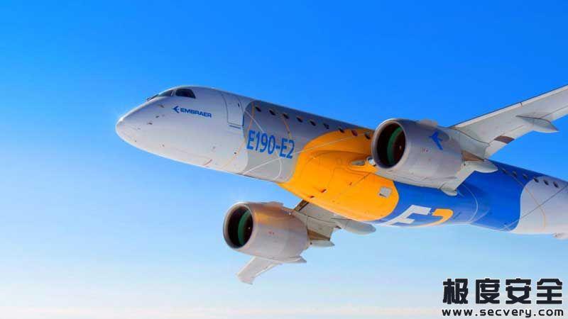 黑客泄露世界第三大飞机制造商巴西航空公司数据-极安网