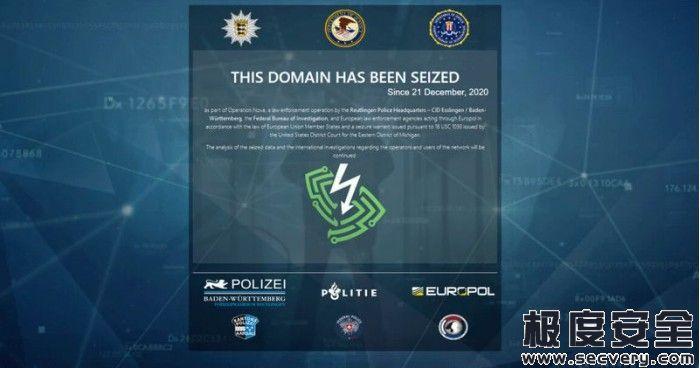 欧洲刑警组织联合多国执法部门关闭Safe-Inet服务器 被黑客用于隐匿身份-极安网