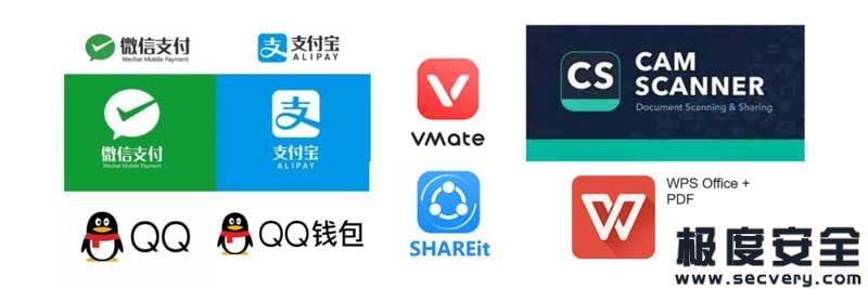 美国政府宣布封杀支付宝、微信支付、QQ等8款中国APP-极安网