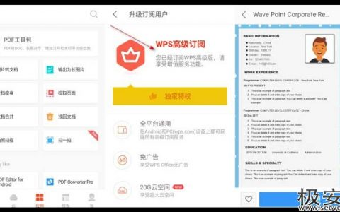 WPSOffice 13.3.2 安卓高级破解版